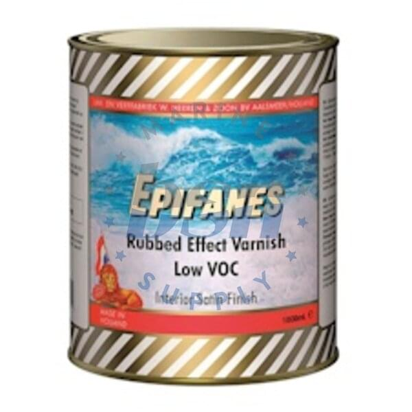 EFIPANES RUBBED EFFECT VARNISH LOW VOC